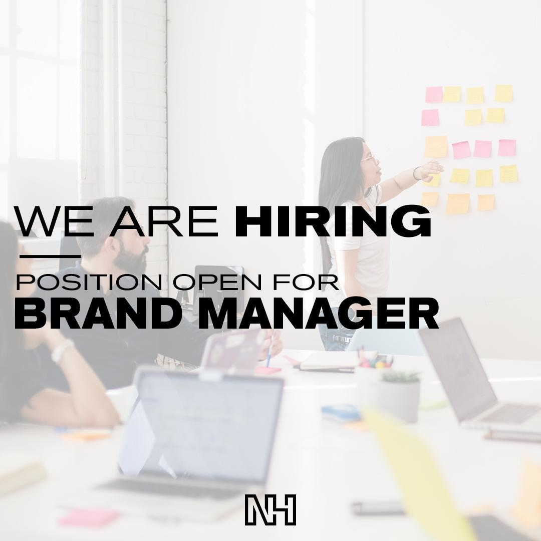 Brand Manager – Transparent Labs